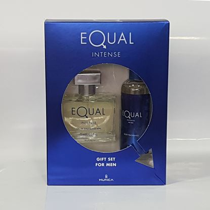 Equal Intense Gift Set For Men resmi