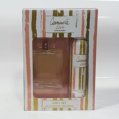 Carminella Love For Women Gift Set resmi