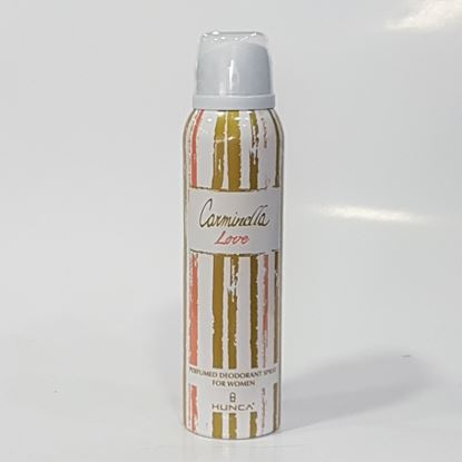 Carminella Love Deodorant Spray resmi