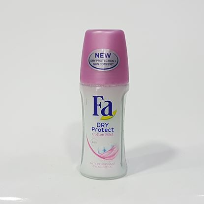 FA Dry Protect Cotton Mist Roll On resmi